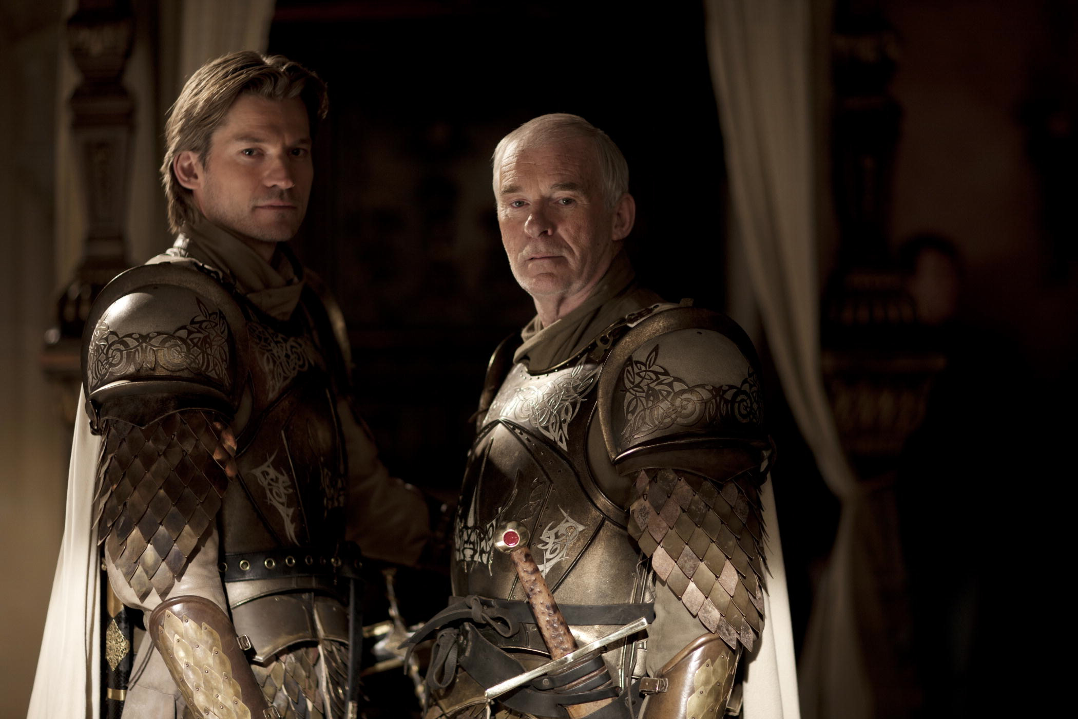 game of thrones features interview with nikolaj coster. Black Bedroom Furniture Sets. Home Design Ideas