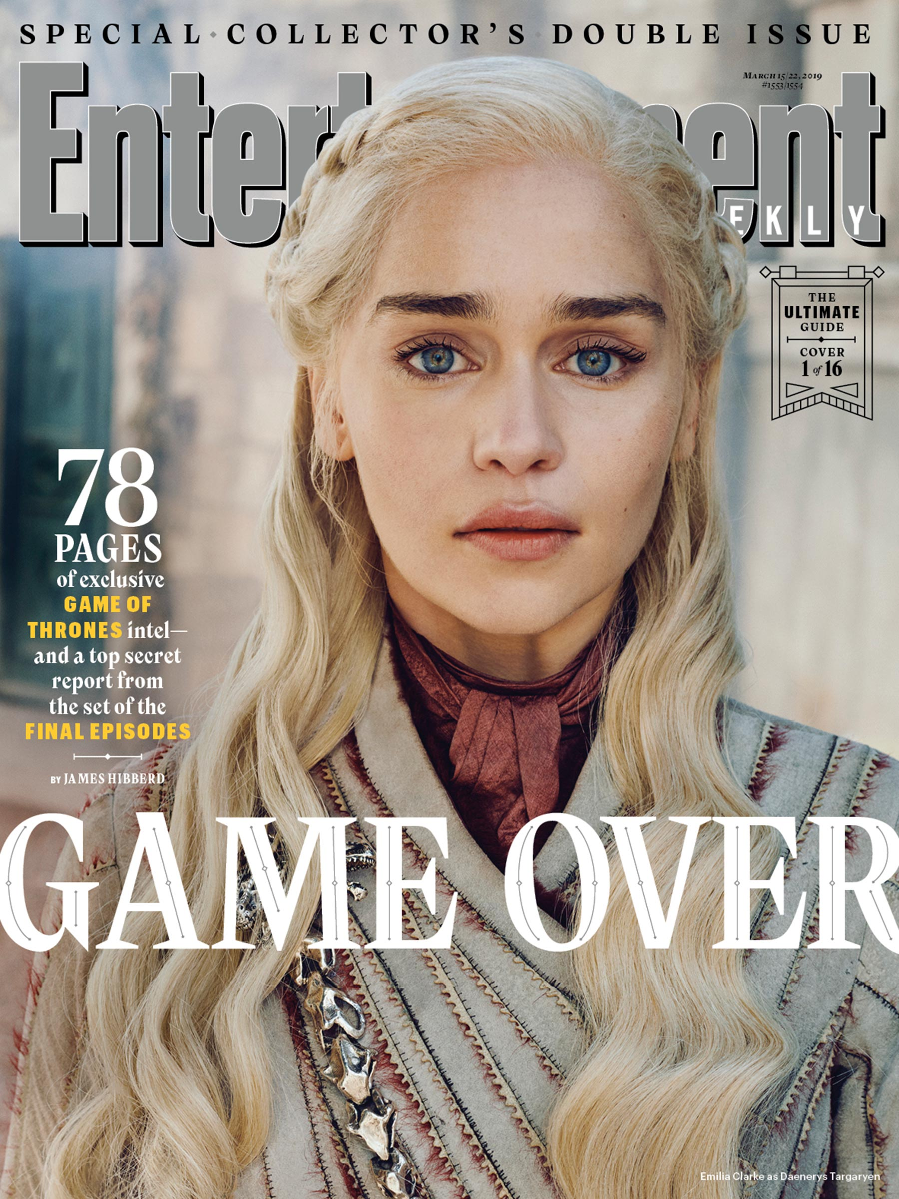 EW Game of Thrones Special Issue