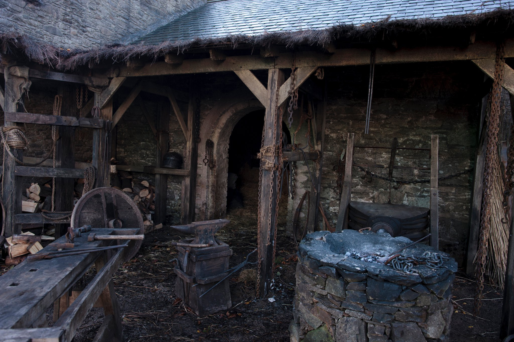 Game Of Thrones Gallery Winterfell Forge