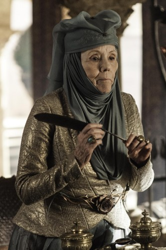 Game Of Thrones Gallery Game Of Thrones S3 Ep306 Olenna Tyrell 01