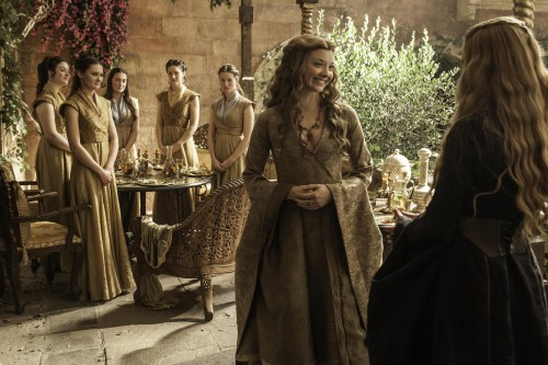 Game Of Thrones Gallery Margaery Tyrell And Cersei Lannister