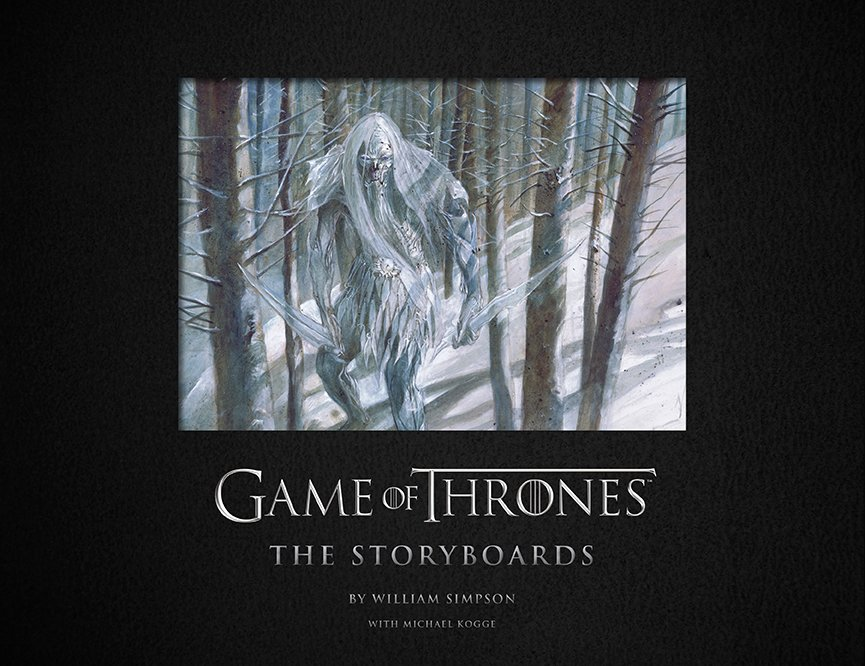 Game of Thrones Art Books Forthcoming